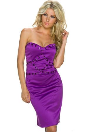 48504dd1cad Společenské šaty krátké